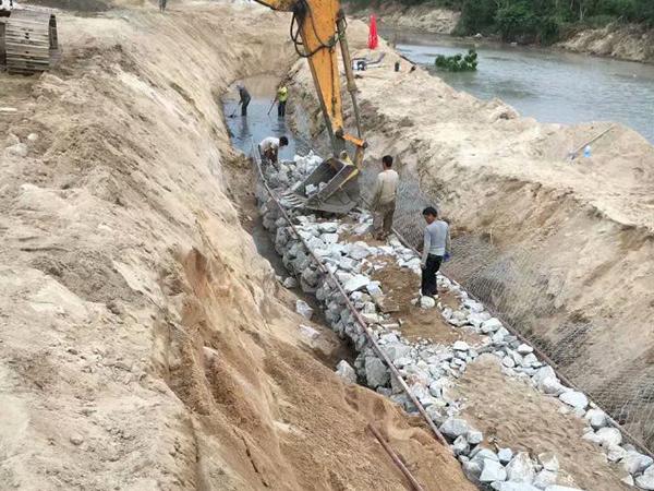 海南昌江白沙河小流域水土保持综合治理项目